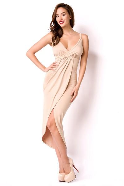 Kleid luftiges Sommerkleid luftiges Sommerkleid edles Silvester ...