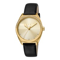 Esprit ES1L057L0025 Slice Glam Gold Black Damenuhr