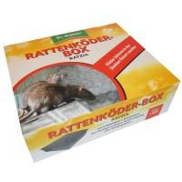 Rattenfalle Rattenköder Depot Köderbox für Ratten