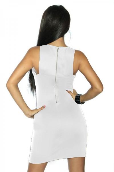 schlichtes Etui-Kleid elegantes Kleid figurbetont ...