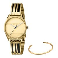 Esprit ES1L059M0025 Shift Gold Damenuhr