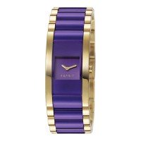 Esprit ES106582004 Glaze Remix Purple Damenuhr